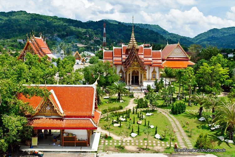 Phuket City Tour and Phuket Sightseeing Tours