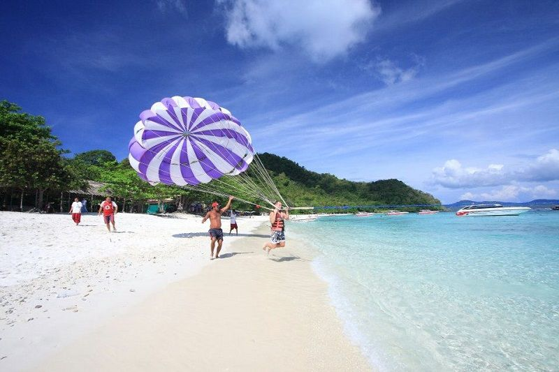 Coral Island Tours from Phuket