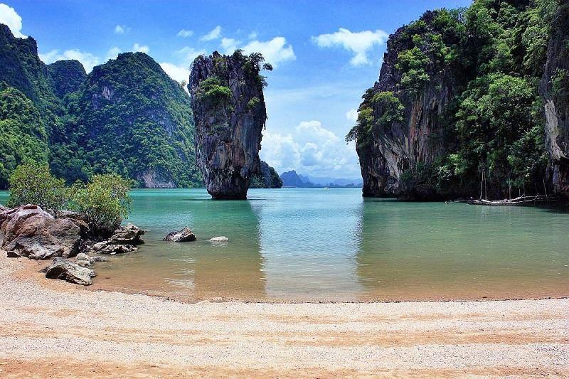 James Bond Island Phuket Tour