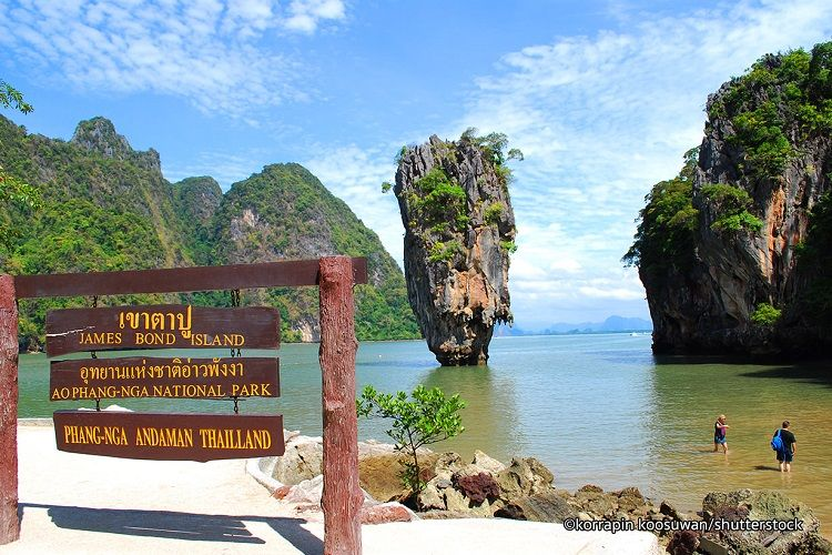 James Bond Island Tours Your Best Deal For Tours In Phuket