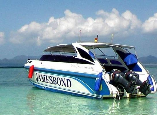 James Bond Island tour by Speed Boat with Sea Canoe