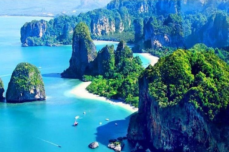 how to travel from phuket to krabi island