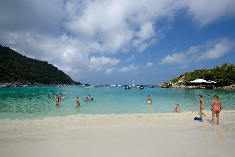 Raya Yai Island Or Racha